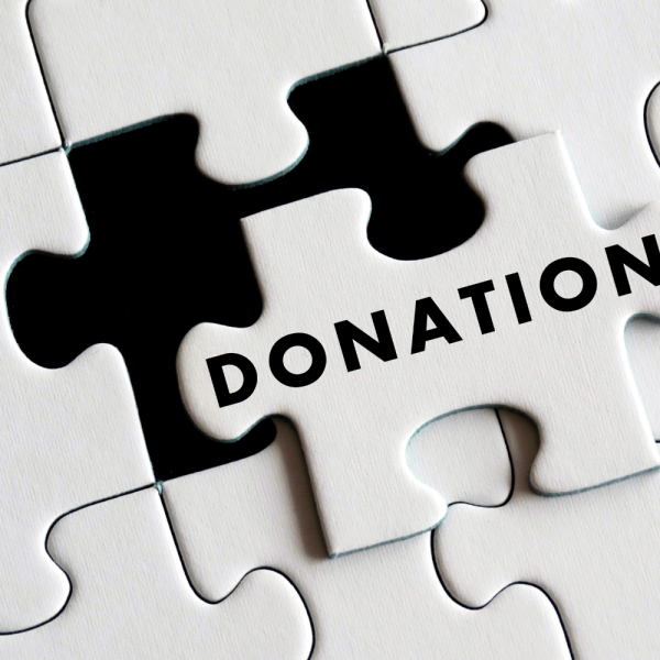 Make a Donation, A Better Future Now